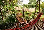 Hammock with Cabins..