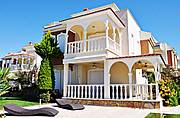 Detached and semi-detached villas in Alanya..