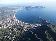 Aerial view of our bay..