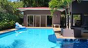 Pool and Pool Guest House..