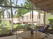 GENUINELY IN COROZAL TOWN and gated fully furnished Cottages *NO CAR NEEDED !..