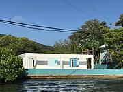 House is directly on Calabash Bight, the deepest and most protected bay on the island..