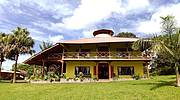 The Teak Farm House in Chiriqui..
